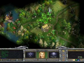 Age of Wonders 2: Shadow Magic (PC).