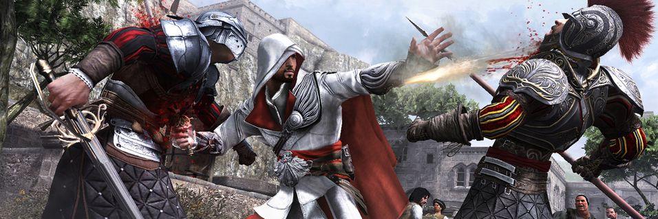Betanøkler til Assassin's Creed delt ut