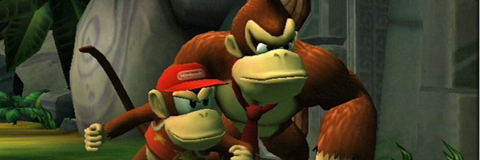 SNIKTITT: Donkey Kong Country Returns