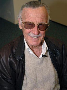 Stan Lee har gjort det samme siden førtitallet (bilde: Edward Liu).