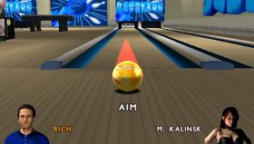 Arcade Sports: Bowling & Air Hockey (PS3 og PSP).