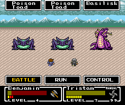 Mystic Quest: Legend (Virtual Console).