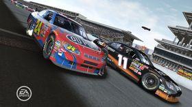 Fra NASCAR 09.