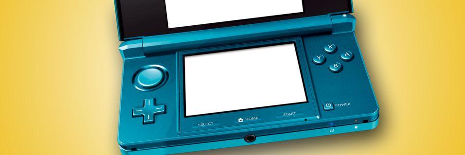 Maskinvaren i 3DS avslørt