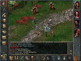 Mange gode pikselminner, herlige Baldur's Gate.