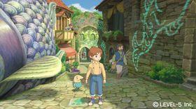 Utforsking er en viktig del av spillet.