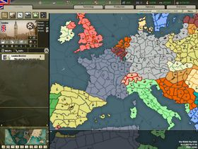 Hearts of Iron II.