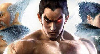 Børster støvet av parslåssing i Tekken-serien