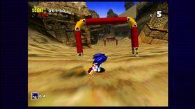 Sonic Adventure (Xbox 360).