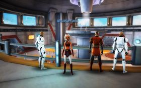 Clone Wars Adventures (PC).