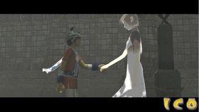 Yorda har aldri sett såpass skarp og vakker ut. Her fra HD-versjonen av Ico.