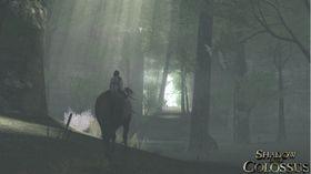 Ifølge Ueda går likså mye tid bort til å utvikle nye spillteknologier. Her fra HD-utgaven av Shadow of the Colossus.