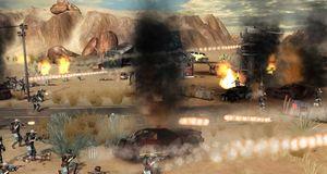 Mad Max-strategi i APOX