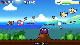 Flying Hamster (PS3 ogPSP).