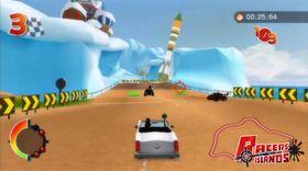 Racer's Island: Crazy Racers (Wii).