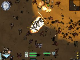 Steel Storm (PC, Mac og Linux).