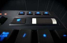 Kontroller lyd og avspilling fra tastaturet.