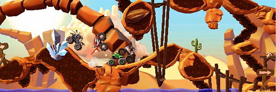 Redlynx med motormoro på Wii