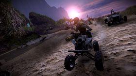 Motorstorm 3D Rift (PS3).