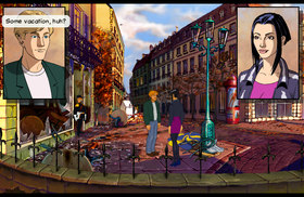 Broken Sword: Director's Cut (PC, iPad, DS, Wii).