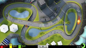PixelJunk Racers: 2nd Lap (PS3).
