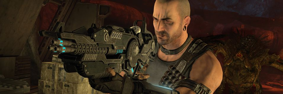SNIKTITT: Red Faction: Armageddon