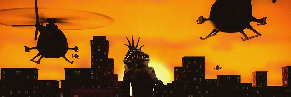 ANMELDELSE: Sam & Max: The City That Dares Not Sleep
