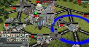 USA mot Sovjet