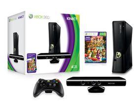 Kinect selges også sammen med den nye Xbox 360-modellen.