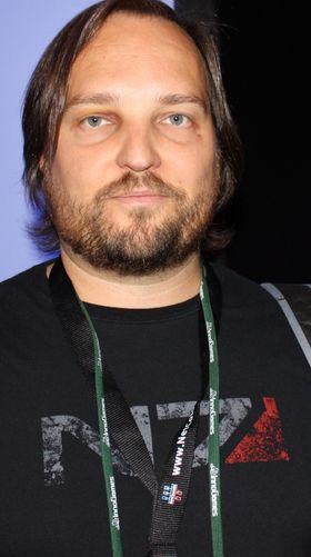Dr. Greg Zeschuk, den andre stifteren av spillselskapet. (Foto: Mikael Harstad Groven, Gamer.no