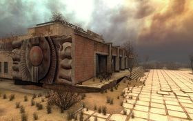 Det forrige spillet i serien, Call of Pripyat.