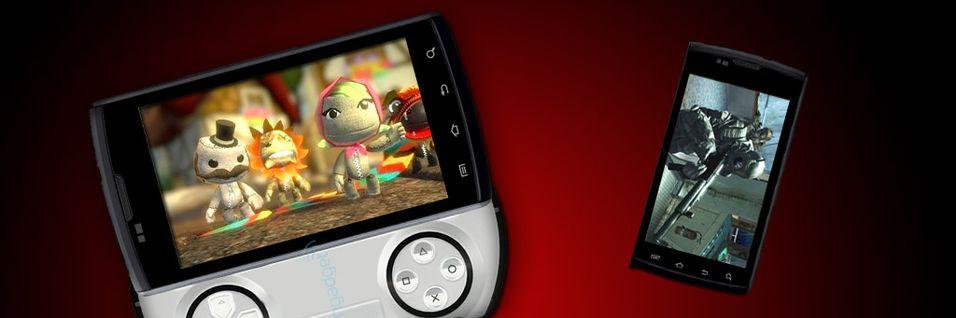 Nå kommer PlayStation-mobilen