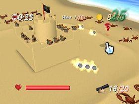 Sandy Beach (Wii).