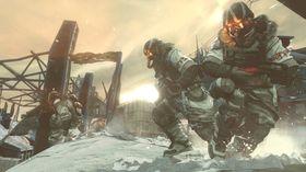 Bilde fra kommende Killzone 3.