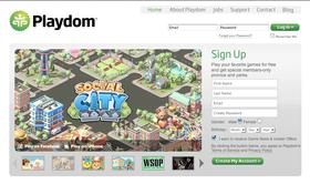 Hjemmesiden til storutvikleren.