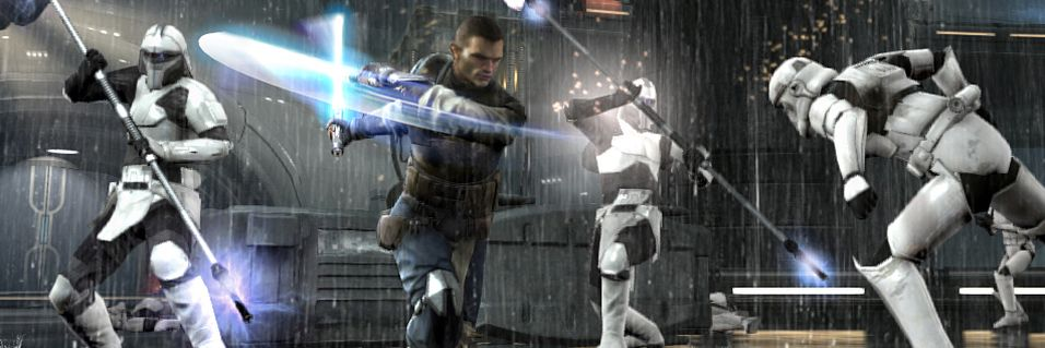 SNIKTITT: Star Wars: The Force Unleashed II