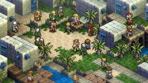 Square Enix gjenoppliver Tactics Ogre