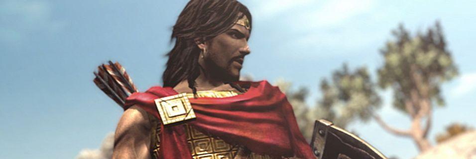 SNIKTITT: Warriors: Legends of Troy