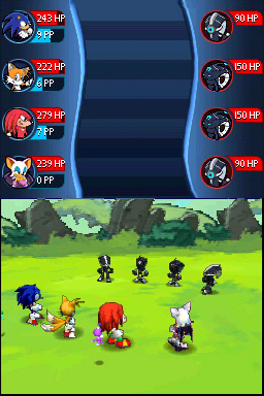 Dette er ikke første gang BioWare prøver noe nytt. Her er Sonic Chronicles.