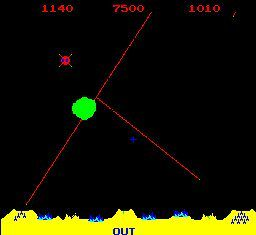 Missile Command (Game Room).