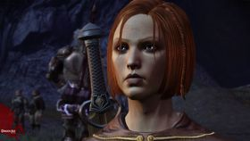 Leliana i Dragon Age: Origins.