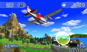 PilotWings Resort.