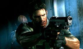 Resident Evil: Revelations.