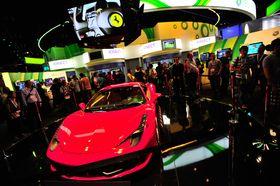 Microsoft har blant annet et stort fokus på Kinect-mulighetene i Forza 3.