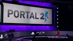 Gabe Newell fra Valve fortalte at Portal 2 kommer til PlayStation 3.