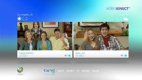 Videochat med Kinect.