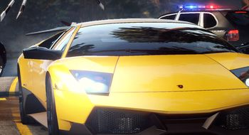 Nytt Need for Speed: Hot Pursuit