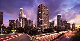 Los Angeles er vårt mekka akkurat nå.