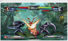 NeoGeo Battle Coliseum (Xbox 360).