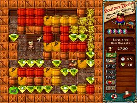Boulder Dash: Pirate's Treasure (PC).